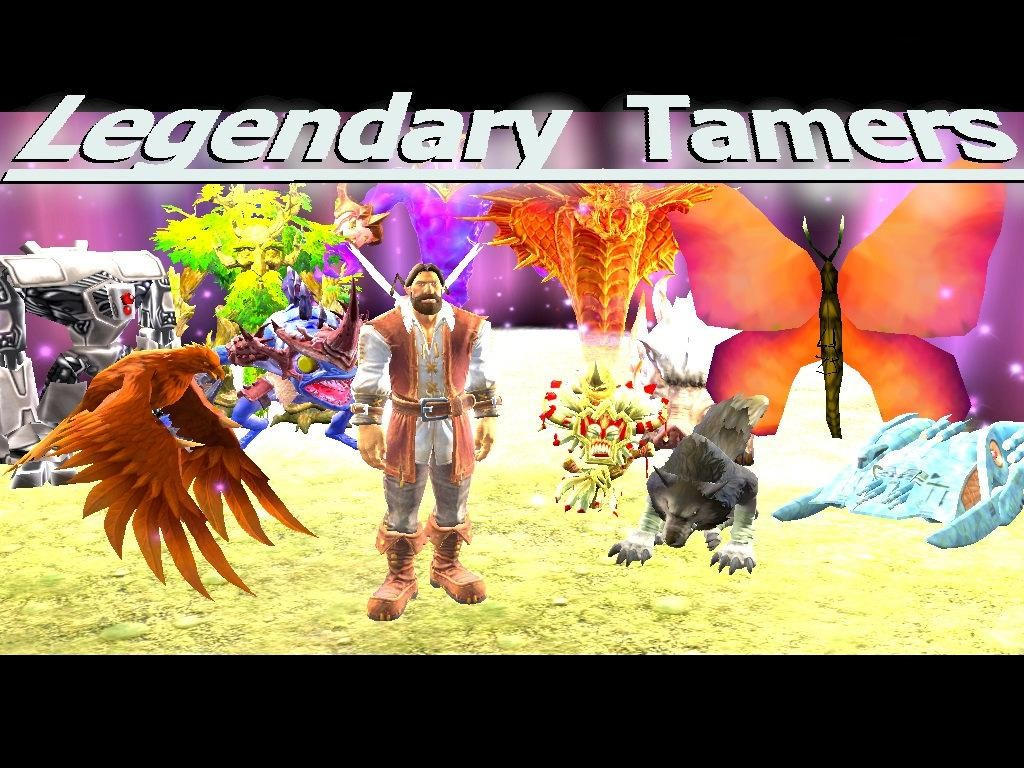 LegendaryTamersRPG v1.2i - Warcraft 3: Custom Map avatar