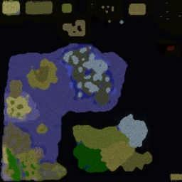 LegendaryTamersRPG v1.2i - Warcraft 3: Mini map
