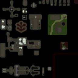 Metastasis - Warcraft 3: Mini map