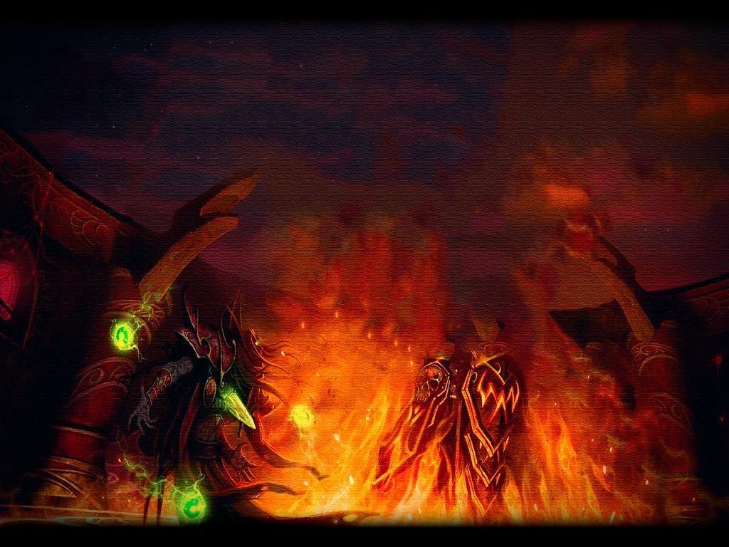 Пламя Солнечного Колодца 2.7.5 Rus - Warcraft 3: Custom Map avatar