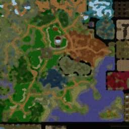 Pokemon World  Host:CoLoRn-C - Warcraft 3: Custom Map avatar