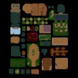 疾风拂晓rv2.13 - Warcraft 3: Mini map