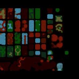 SGP rpg 0.92 - Warcraft 3: Mini map