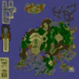 Скрытый остров (Reworked) - Warcraft 3: Custom Map avatar