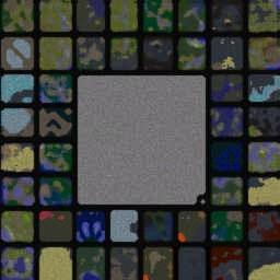 Star Wars-Empires2 v0.487 - Warcraft 3: Mini map