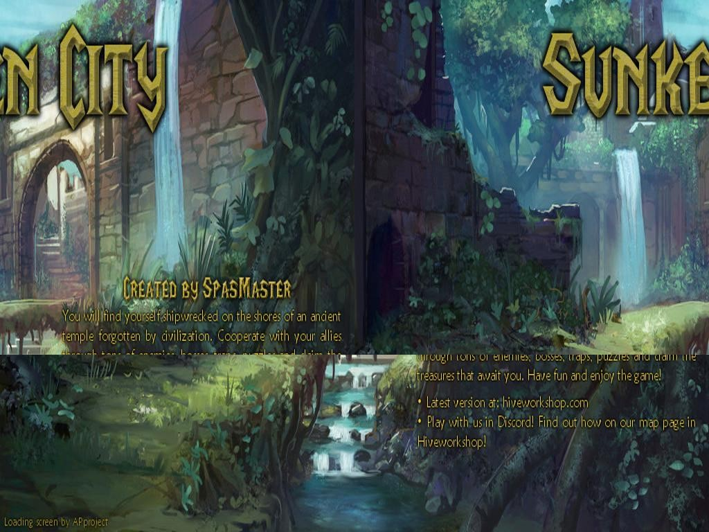Sunken City v2.4.5c - Warcraft 3: Custom Map avatar