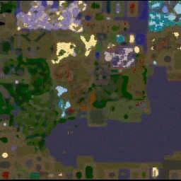 TCoM ORPG v7.16 - Warcraft 3: Mini map