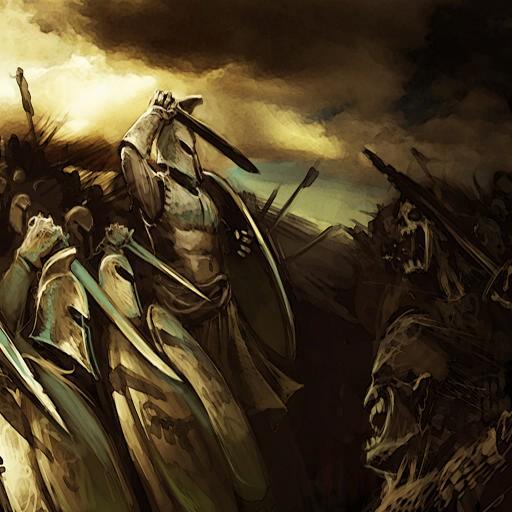 The Black Road 2.0.73 - Warcraft 3: Custom Map avatar