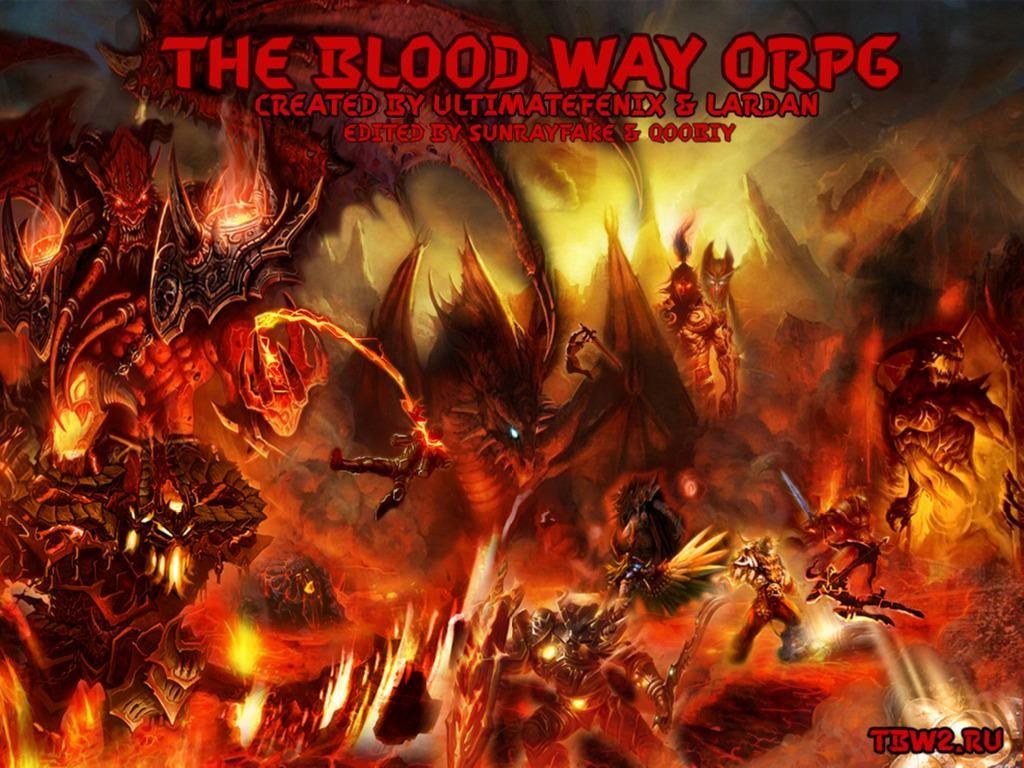The Blood Way ORPG 1.91m - Warcraft 3: Custom Map avatar