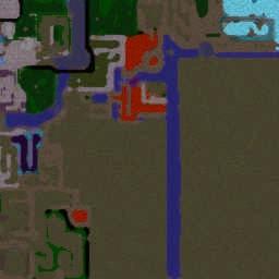Voice of Angel 0.74v - Warcraft 3: Mini map