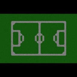 FIFA 2010 World Cup - Warcraft 3: Mini map