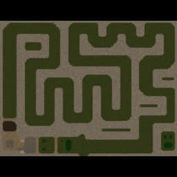 Mario Kart Bt 3.0 - Warcraft 3: Mini map