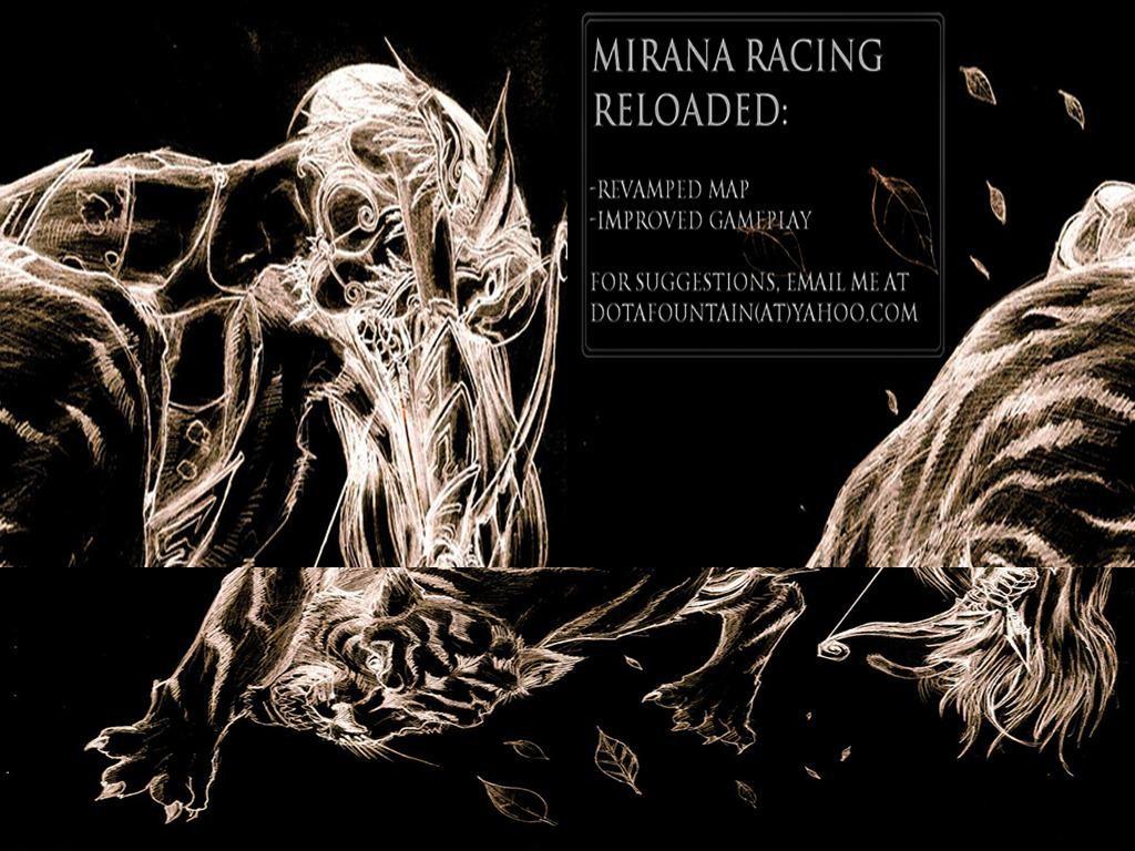 Mirana Racing Reloaded - Warcraft 3: Custom Map avatar