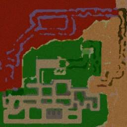 Warcraft Grand Prix V2.1 - Warcraft 3: Mini map