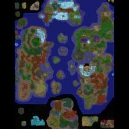 Azeroth Wars Reforged 1.11a - Warcraft 3: Custom Map avatar