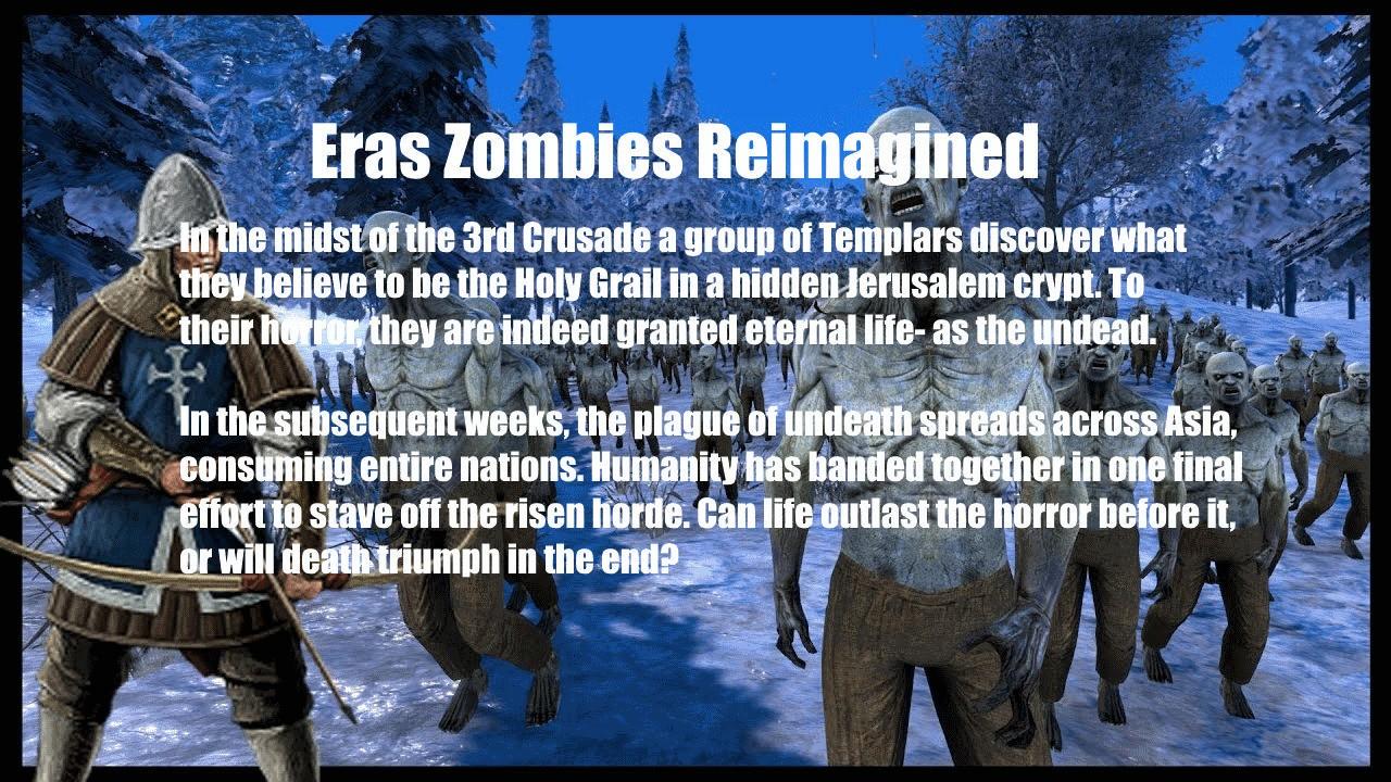 Eras Zombies Reimagined: X010 - Warcraft 3: Custom Map avatar