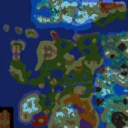 The Dark Crusade V2.0 - Warcraft 3: Custom Map avatar