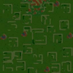 Ant Tag Ver.5 (AI+¾) - Warcraft 3: Mini map