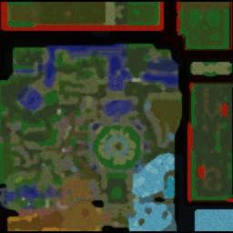 Evolution Tag 1.68.2 - Warcraft 3: Mini map
