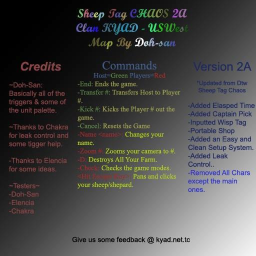 $heep Tag Returned 2.45 - Warcraft 3: Custom Map avatar