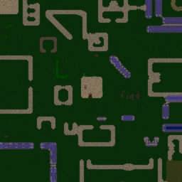 ShEeP TaG Rots-AdVaNcEdv3 - Warcraft 3: Mini map