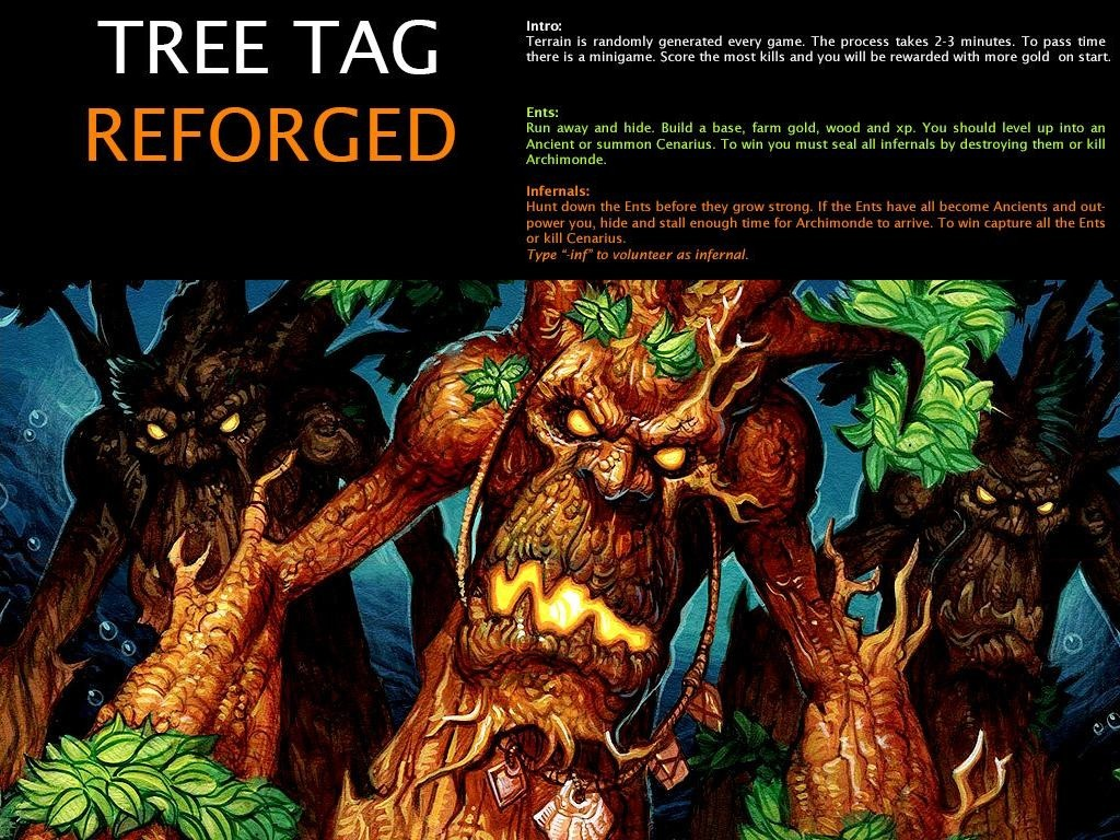 Tree Tag Reforged v0.15a p - Warcraft 3: Custom Map avatar