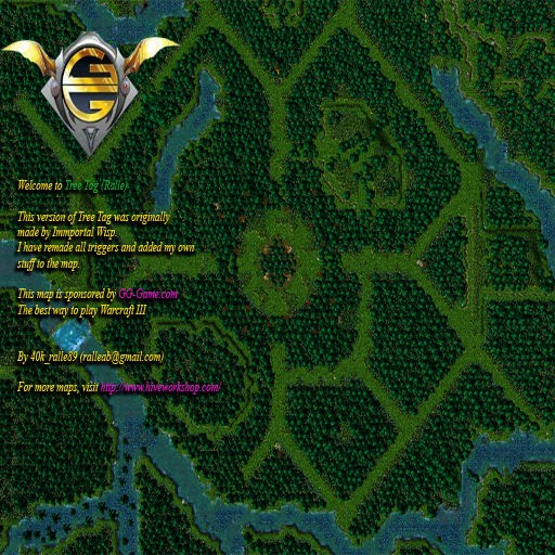 Tree Tag (ralle) v1.02d - Warcraft 3: Custom Map avatar