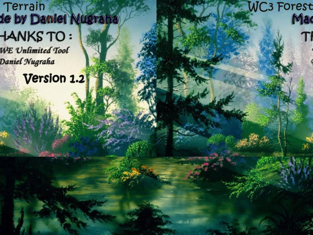 Forest Terrain v.1 - Warcraft 3: Custom Map avatar
