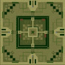 [BU's] Gem TD 3.80a RH - Warcraft 3: Mini map