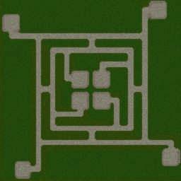 차원CardTD2.2A버전 - Warcraft 3: Mini map