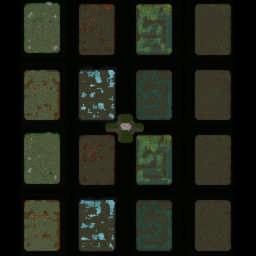 Element TD 4.3d beta3 - Warcraft 3: Mini map