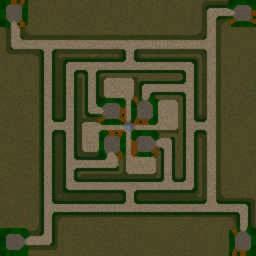 Green CircleTD v18.5.1 - Warcraft 3: Custom Map avatar