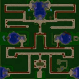 Download map Green TD On Top - Tower Defense (TD) | 2