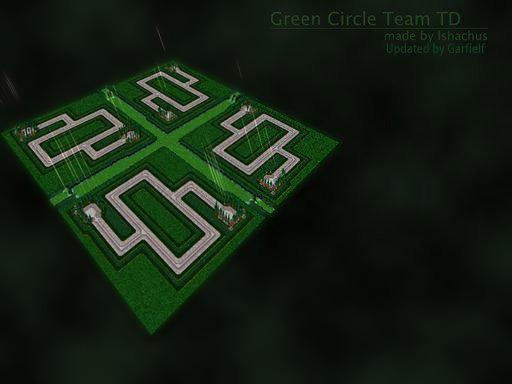 GreenCircle Team TDv3.2G - Warcraft 3: Custom Map avatar