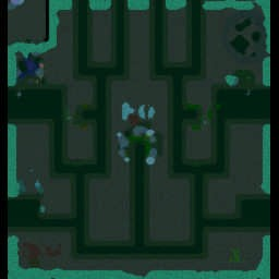 ®Mafa TD Full Quèén v9.2 - Warcraft 3: Mini map