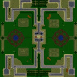 Download map Magic Ball TD - Tower Defense (TD)   4 different