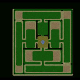 Download map Tobi's Tower Defence - Tower Defense (TD)   6 different