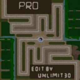 ZwuckeL TD Pro v1.4 - Warcraft 3: Mini map