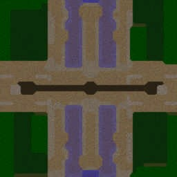 Download map (2) Two Temples by Lucraft | Warcraft 3: Reforged - Map