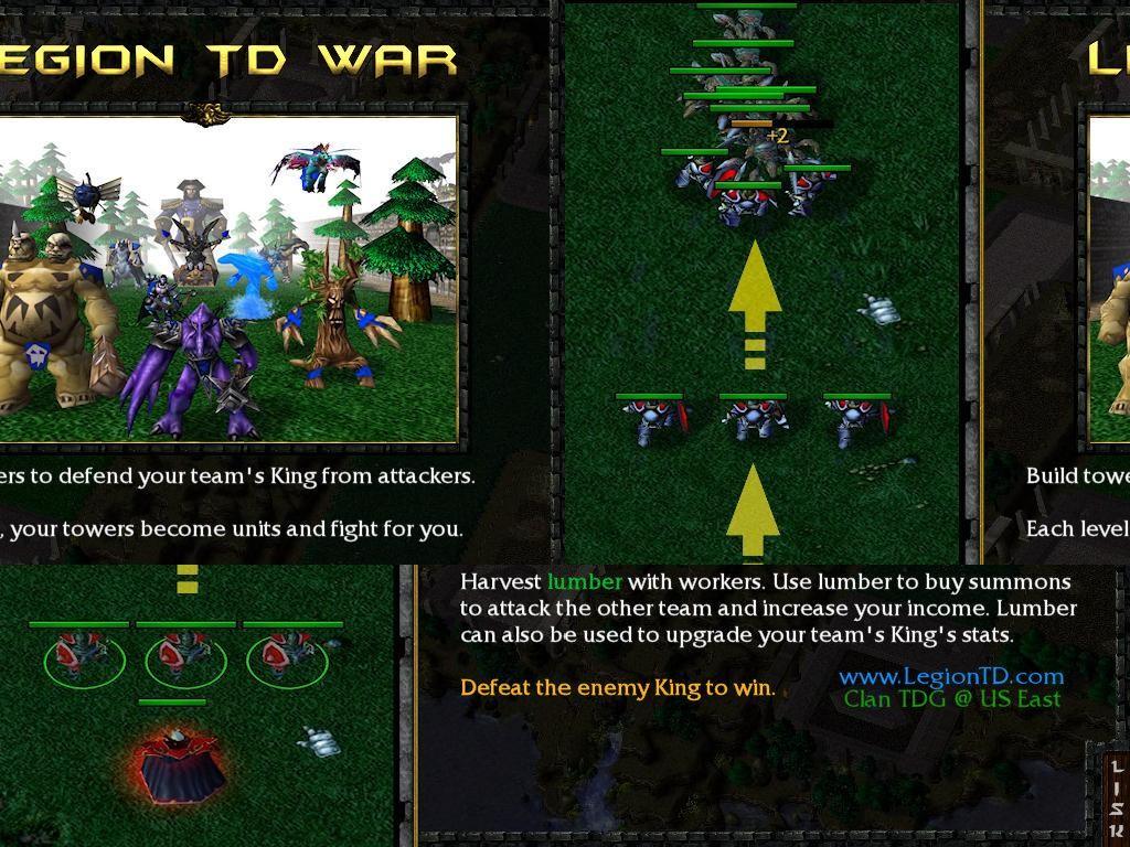 Legion TD 1.50c X7 [0.2] - Warcraft 3: Custom Map avatar