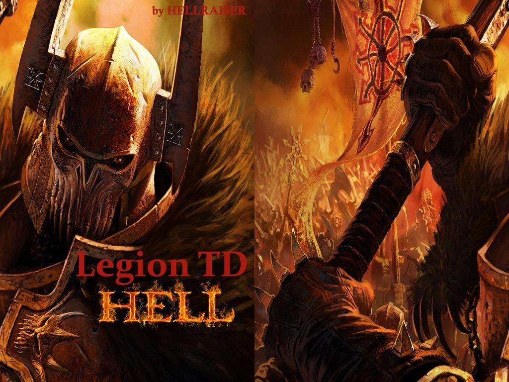Legion TD HELL v3.98d - Warcraft 3: Custom Map avatar