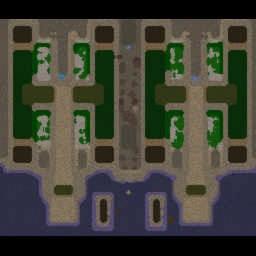 Legion TD - Special - Warcraft 3: Mini map