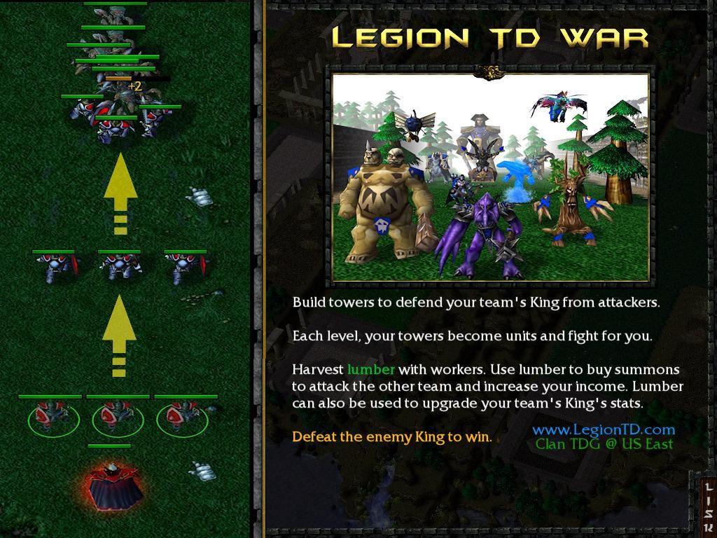 Legion TD War v1.70c 05.21 - Warcraft 3: Custom Map avatar