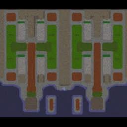 Legion TD War v1.70c 05.21 - Warcraft 3: Mini map