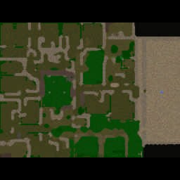 Underworld Get Stronger v4.58b - Warcraft 3: Mini map