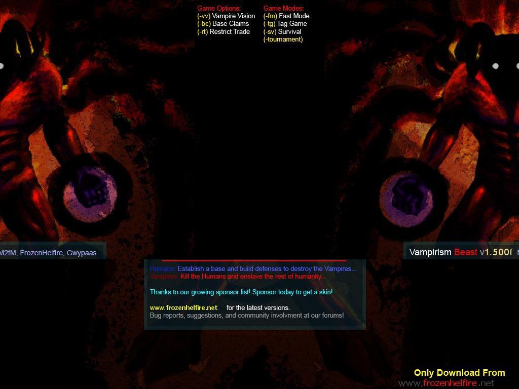Vampirism Beast 1.600f - Warcraft 3: Custom Map avatar