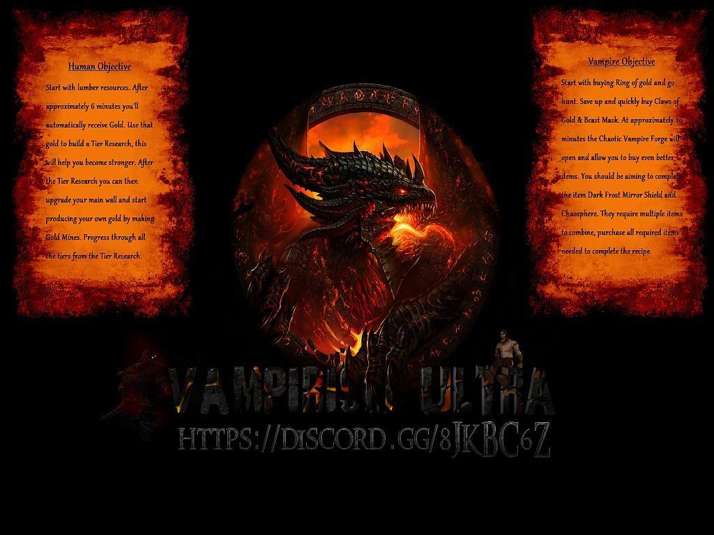 Vampirism Ultra 2.82.F - Warcraft 3: Custom Map avatar