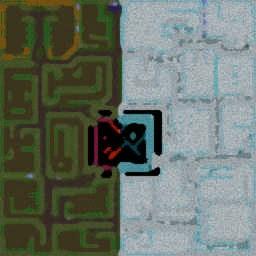 Vampirism Ultra 2.82.F - Warcraft 3: Mini map