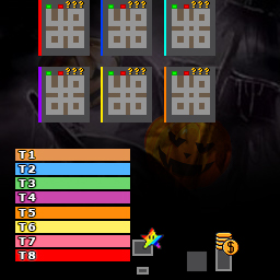 Pumpkin TD v1.17-ENG Warcraft 3: Featured map mini map