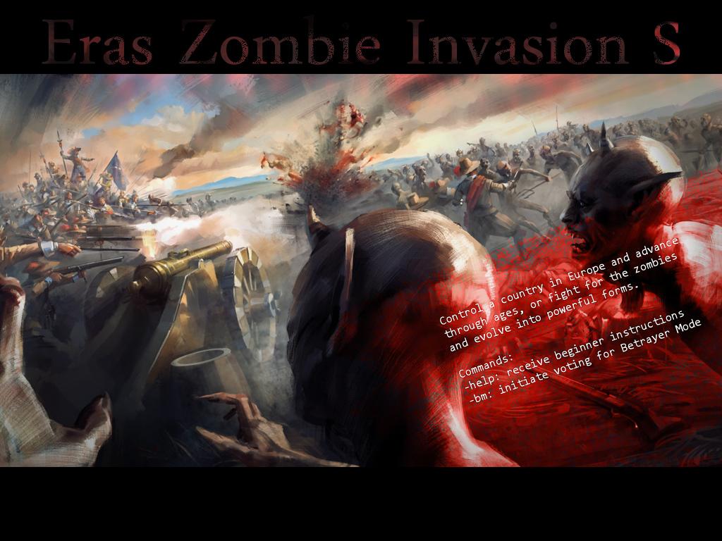 Eras Zombie Invasion S 0.5.2a - Warcraft 3: Custom Map avatar